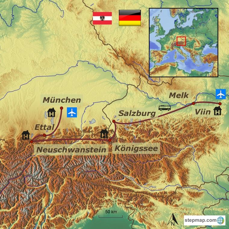 Austria - Baierimaa