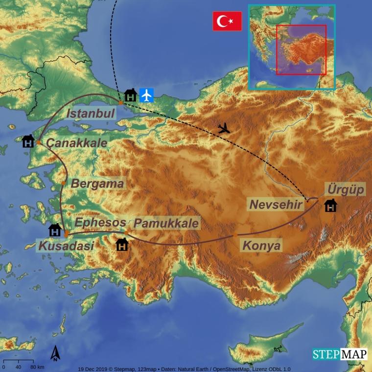 Türgi - suur ringreis