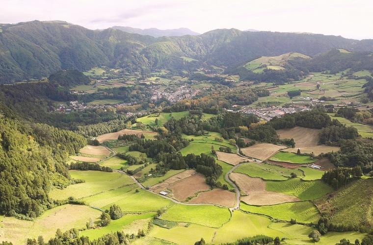 Võrratu Sao Migueli saare loodus ja elamused Madeiral. Madeira ja Assoori saared  11/2018, foto : Kaja Laht