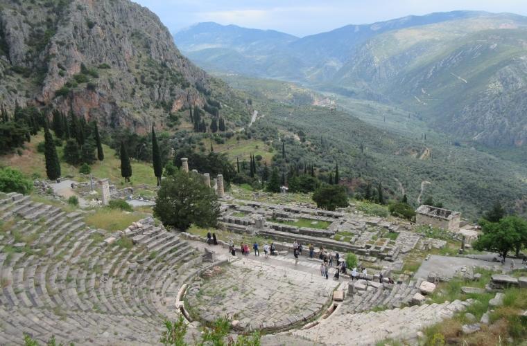 Imeline Kreeka Kreeka - klassikaline ringreis 5/2019 foto: Raivo Luik