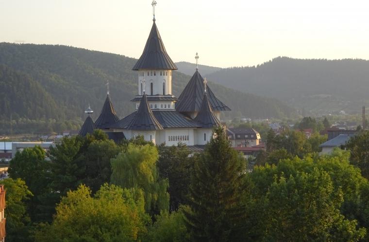 Maa,mis on mitmepalgeline,selle rahvas ja kultuur väärivad avastamisrõõmu. Rumeenia 9/2019. foto: Helve Kotkas