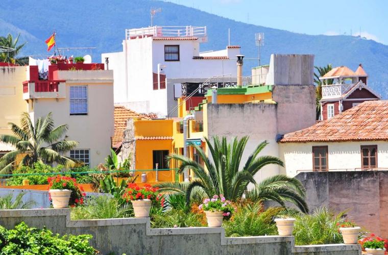 Hispaania - Tenerife puhkus