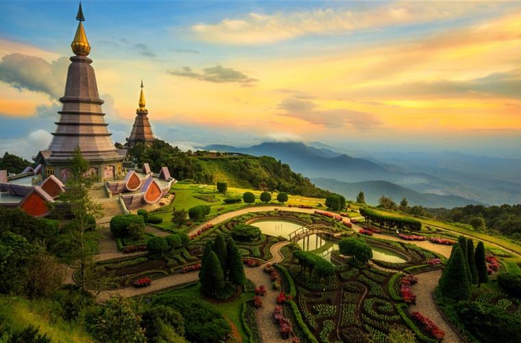 Tai kuningriik - suur ringreis koos Chiang Mai lillefestivaliga