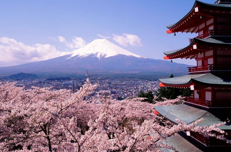 Jaapan -  kevadine ringreis ja Koya mägi