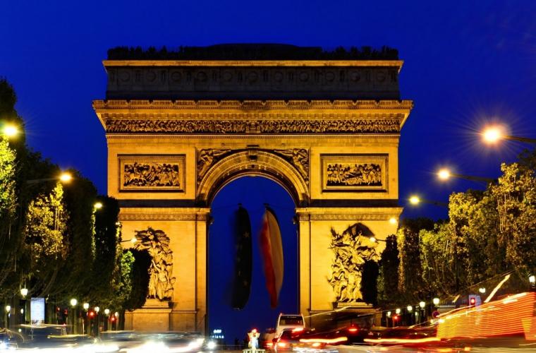 Pariis - romantika ja armastuse linn