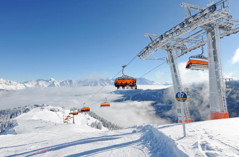 Austria - Saalbach