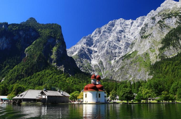 Austria - Baierimaa - Tšehhimaa