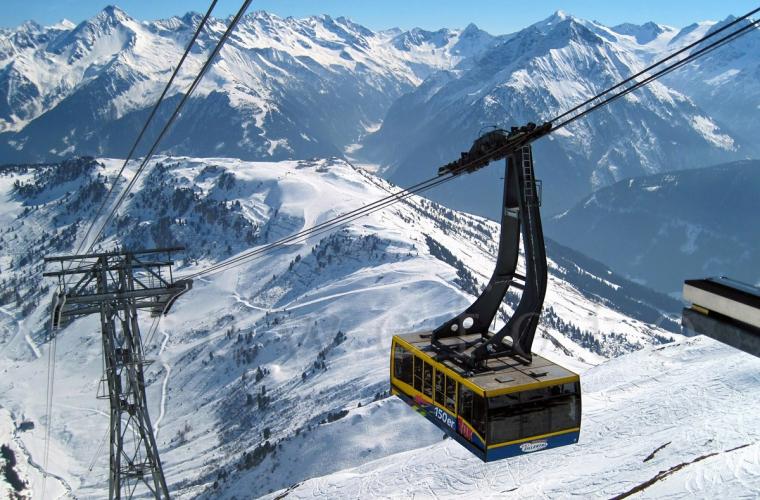 Austria - Mayrhofen-Hintertux-Zillertal Arena-Hochzillertal