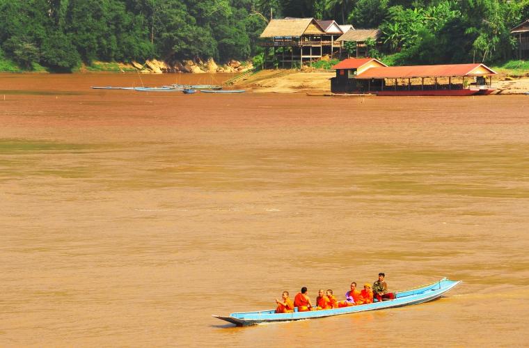 Kambodža - Laos - Vietnam