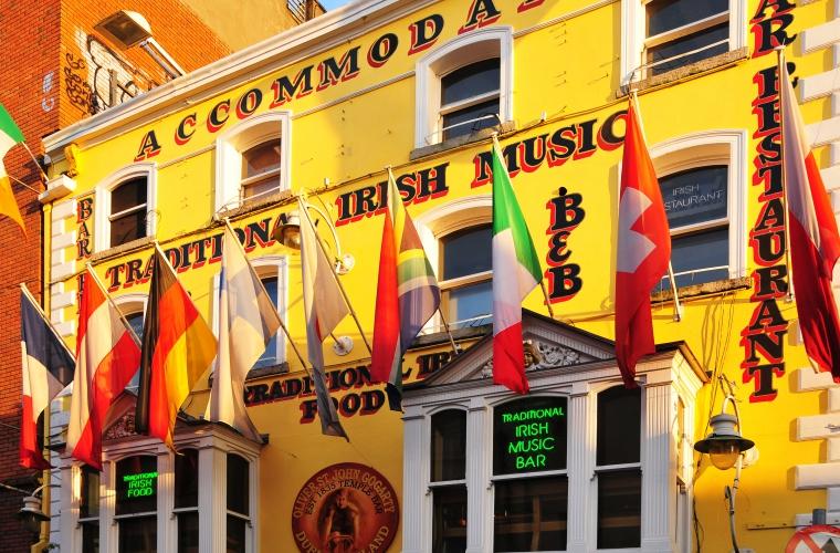 Iirimaa - suur ringreis