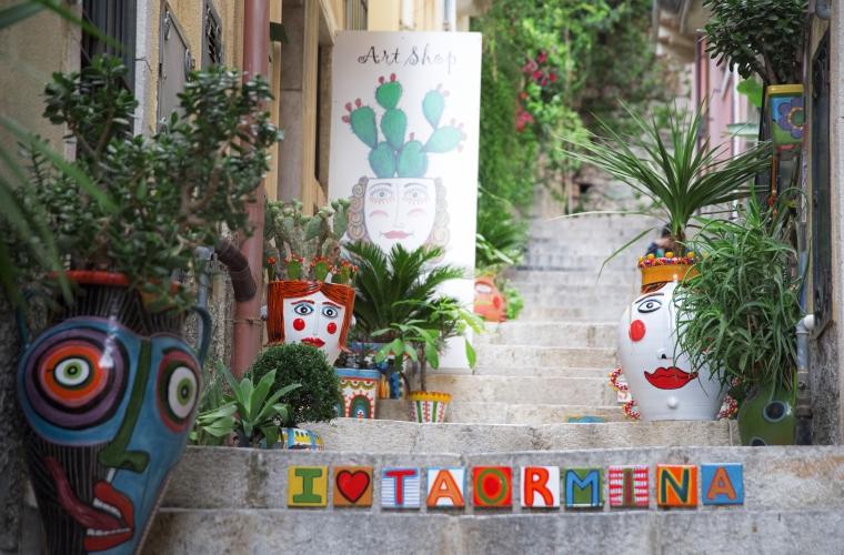 Itaalia - Sitsiilia kultuuri- ja puhkusereis Taorminas