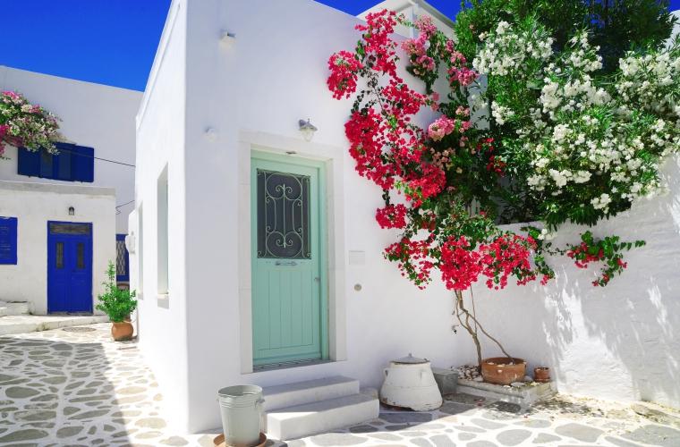 Kreeka - Santorini, Mykonos, Paros, Naxos