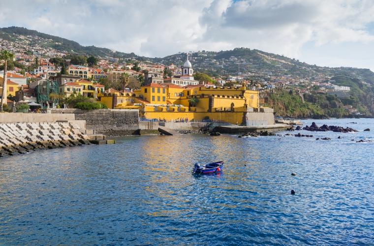 Madeira - kevadine lillefestival, grupp 1
