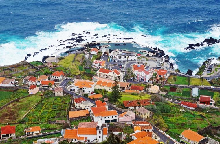 Portugal - Madeira kevadine lilleõites paradiis, grupp 2