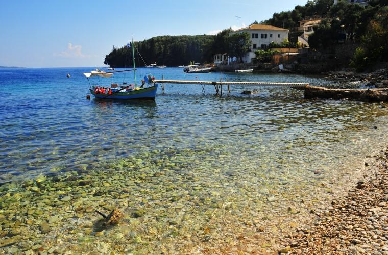 Kreeka - Korfu - Albaania