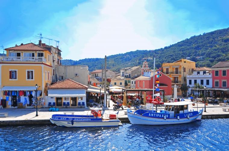 Korfu - Albaania