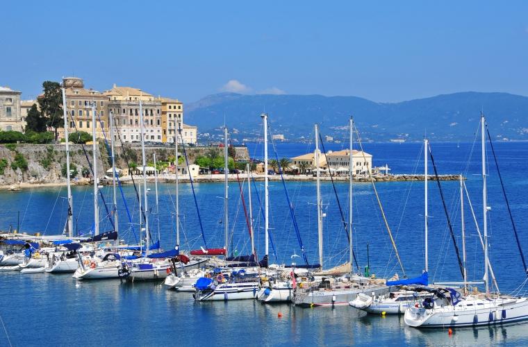 Korfu - kultuuri- ja puhkusereis