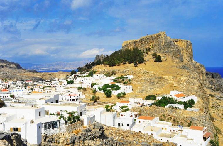 Kreeka -  Rhodose kultuuri- ja puhkusereis