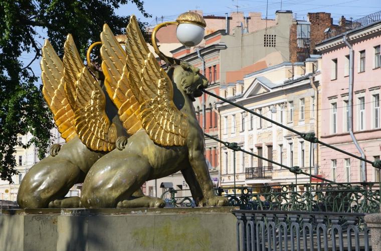 Venemaa - Sankt Peterburg