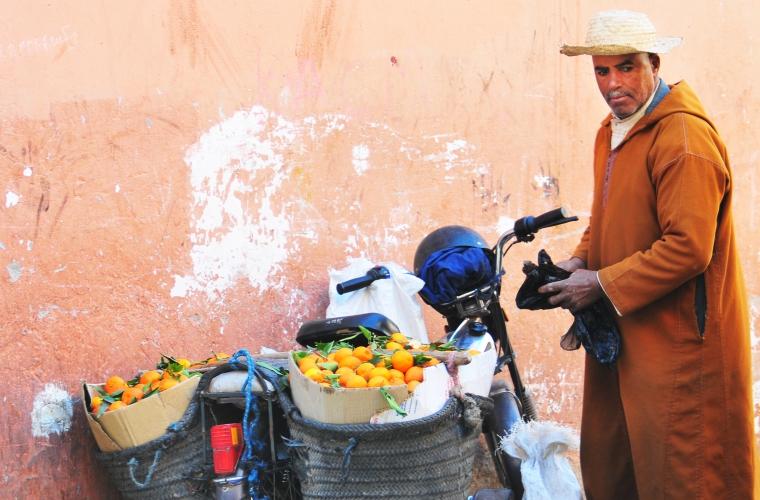 Maroko - puhkus Agadiris