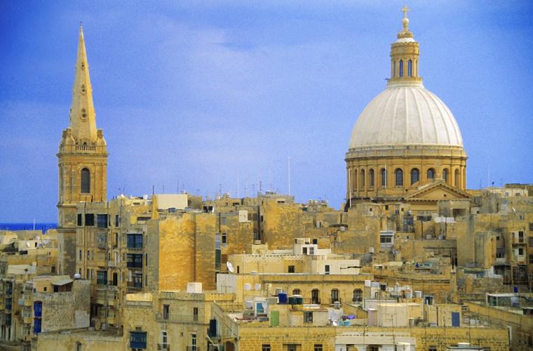 Malta - päikesesaar Vahemeres