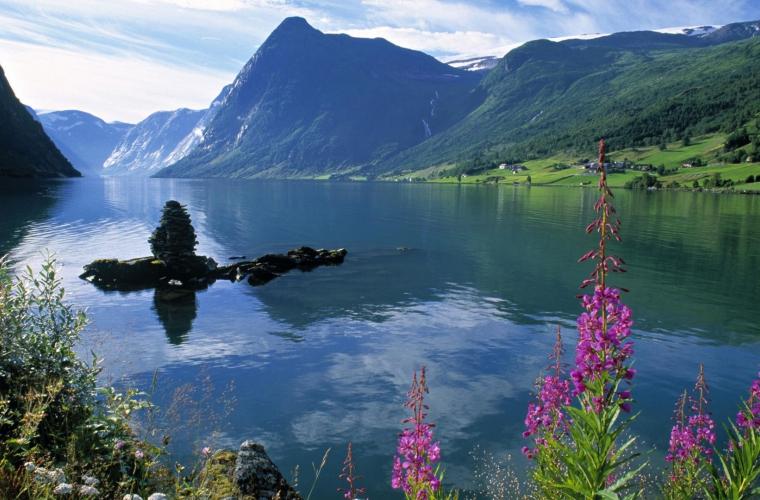 Norra - trollide maa