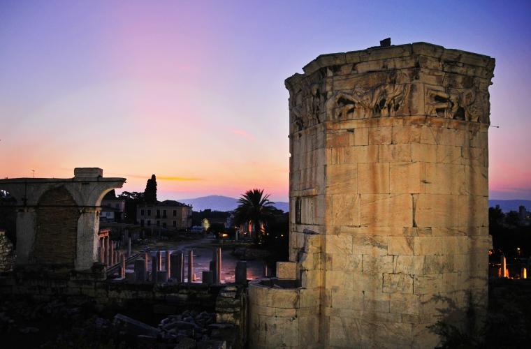 Kreeka kultuuri- ja puhkusereis Loutrakis