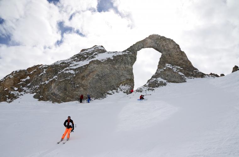 Prantsusmaa - Tignes/ Val d'Isère