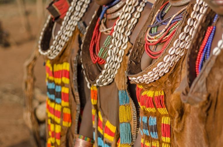 Etioopia - Omo oru hõimud