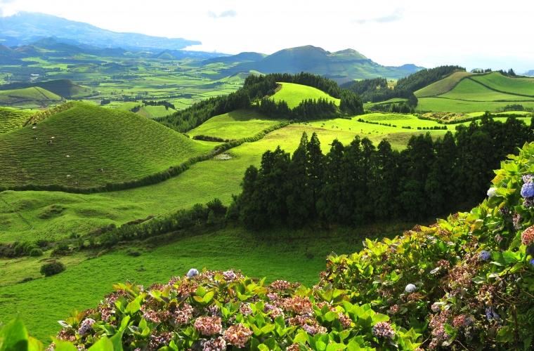 Portugal - Madeira ja Assoori saared – paradiisisaared Atlandi ookeanis
