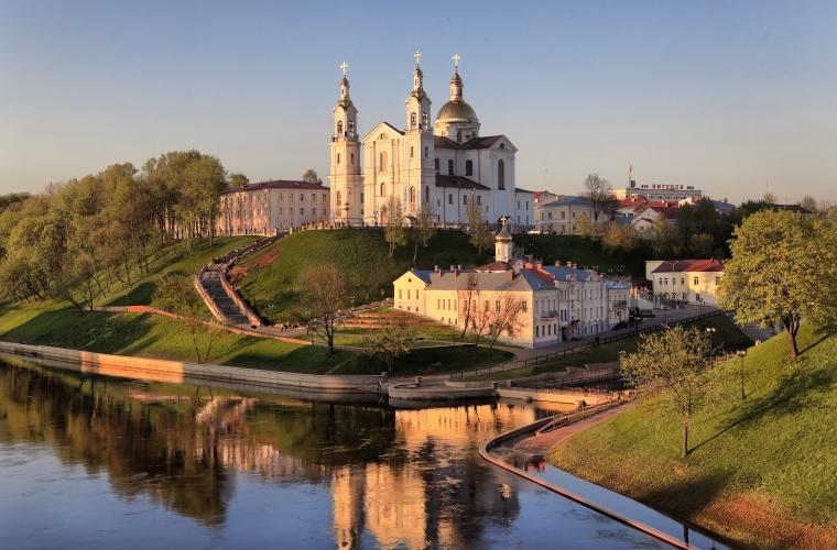 Valgevene ja Läti - reis Väina kallastel
