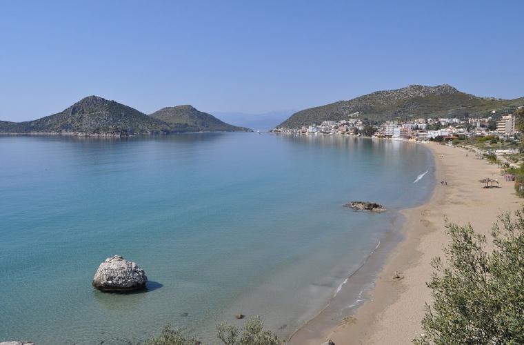 Kreeka - Tolo puhkus