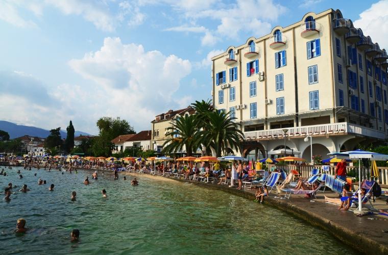 Montenegro - Tivati puhkus