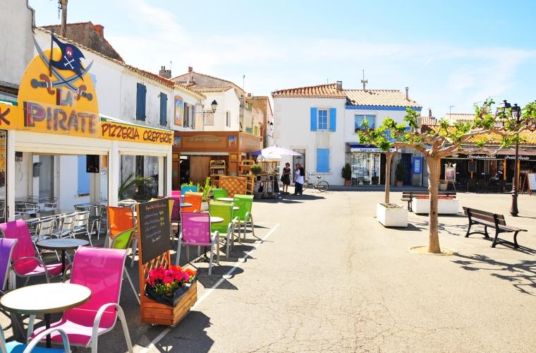 Prantsusmaa - puhkus Provences, La Grande-Motte