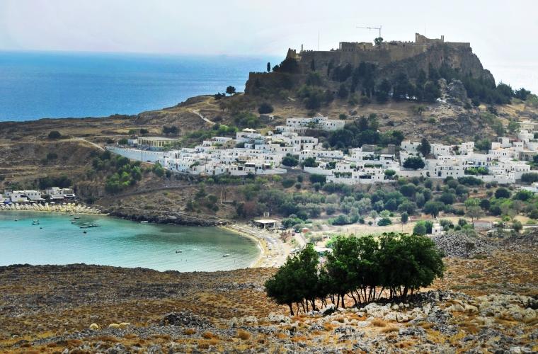 Kreeka - Rhodose puhkus