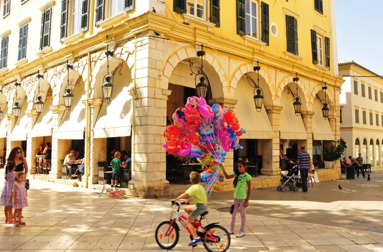 Kreeka - Korfu puhkus