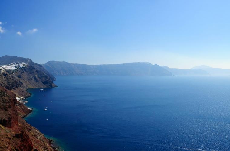 Kreeka - Santorini puhkus