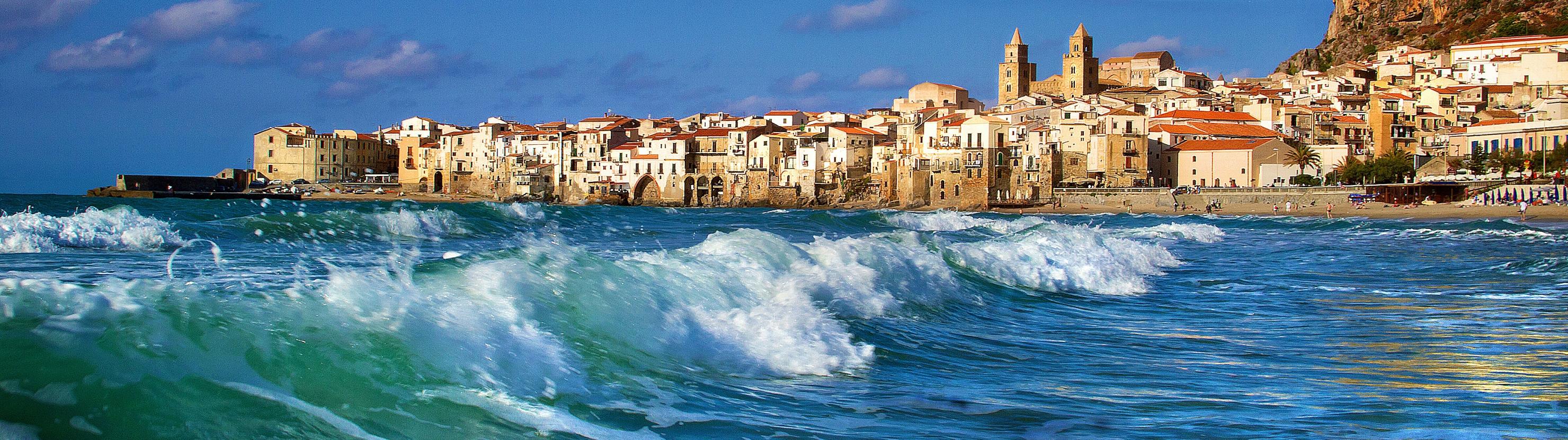 Itaalia - Sitsiilia ringreis