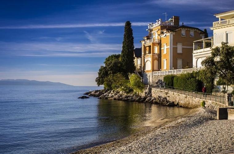 Horvaatia - Opatija puhkus