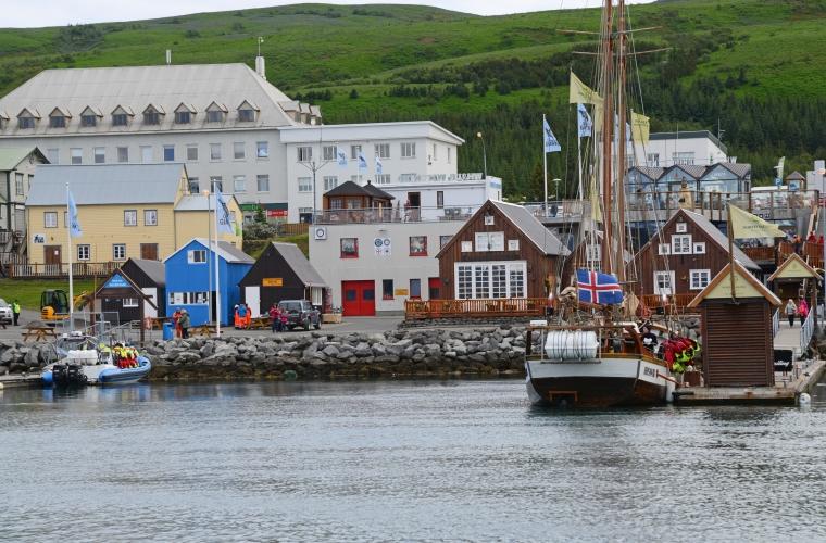 Island - põhjaranniku saladused