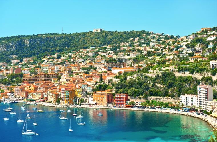 Prantsusmaa - Nizza puhkus