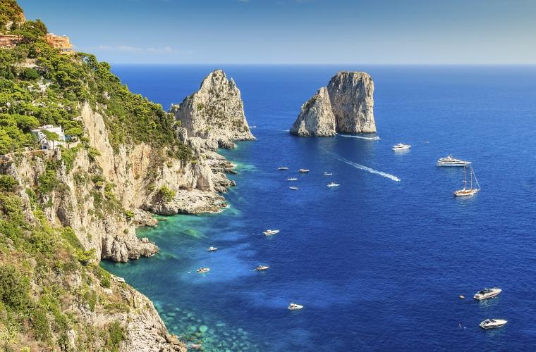 Itaalia - Sorrento puhkus
