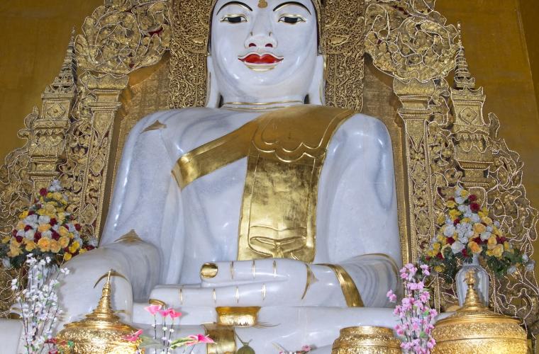 Birma - maagiliste templite ja kaunite randade maa