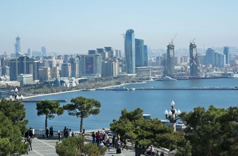 Aserbaidžaan – reis tuledemaale
