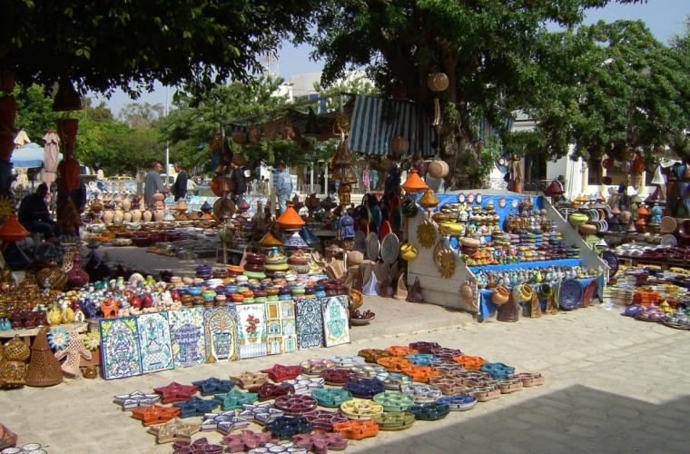 Tuneesia - Djerba puhkus