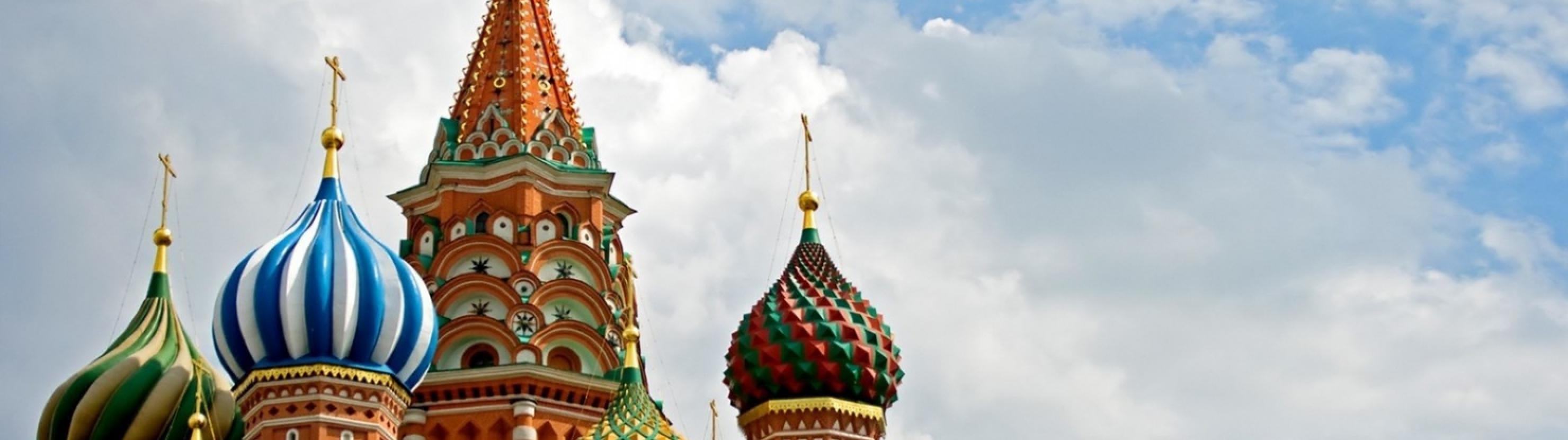 Venemaa - Moskva