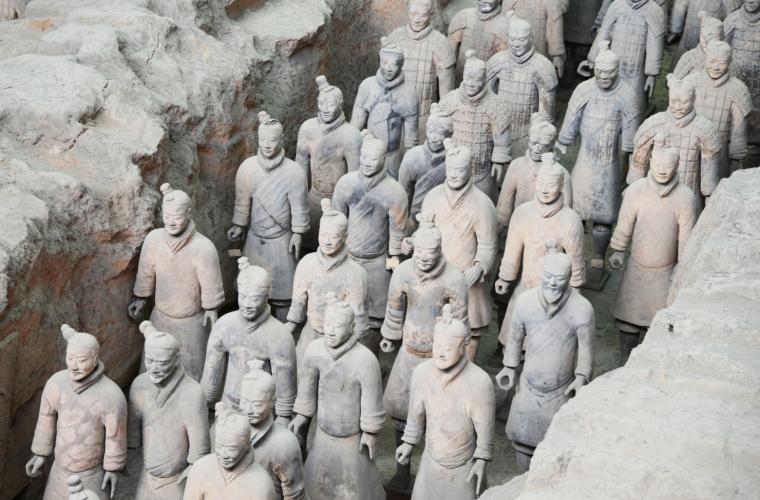Hiina ringreis - keiserlik teekond Pekingist Xi'ani