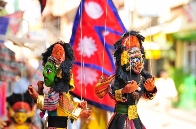 Nepal - kultuuri- ja loodusreis maailma katusel