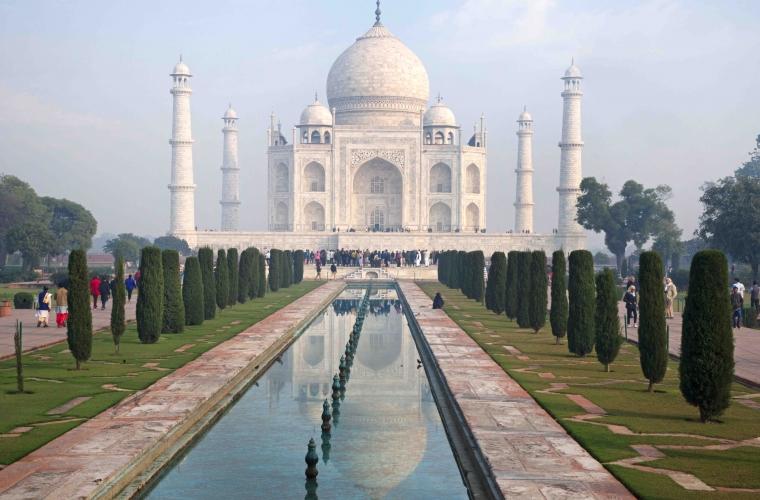 India - Kuldne Kolmnurk ja Goa puhkus