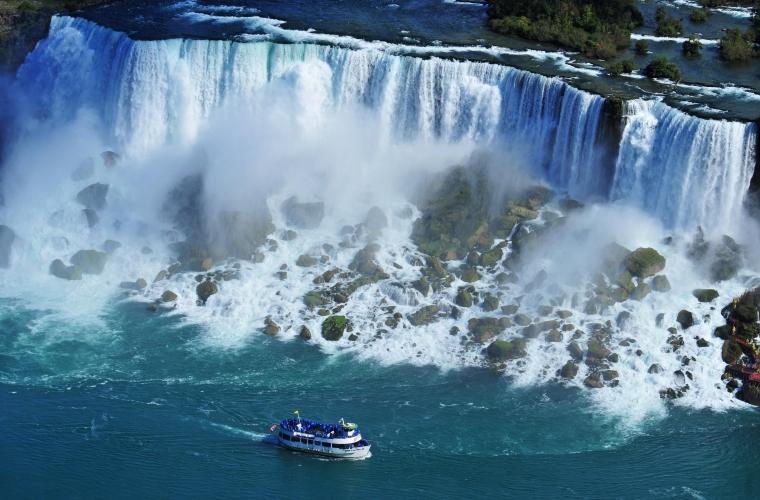Kanada - sügisvärvides ringreis